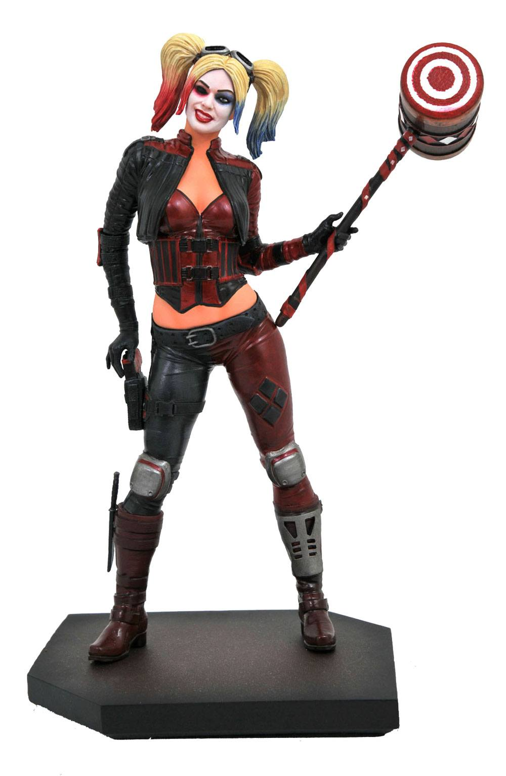 Injustice 2 DC Video Game Gallery PVC Statue Harley Quinn 23 cm