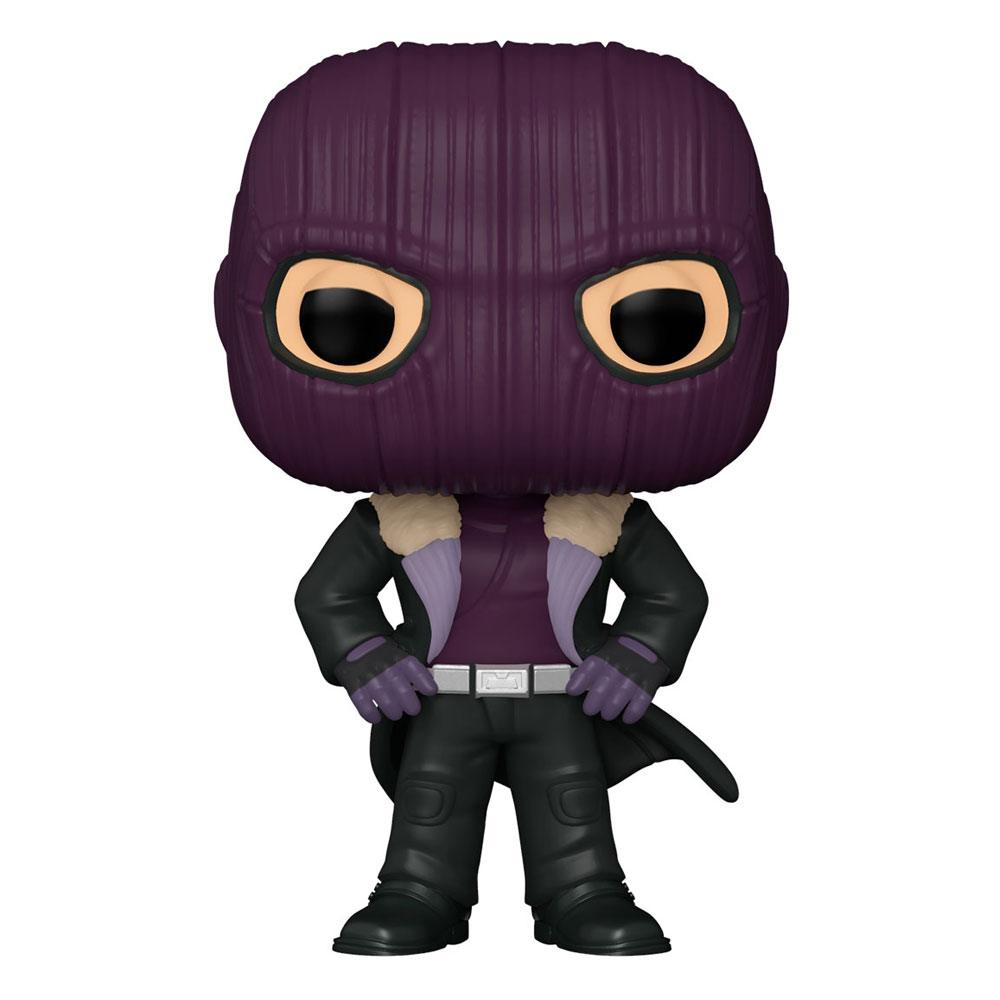The Falcon and the Winter Soldier POP! Marvel Vinyl Figure Baron Zemo 9 cm