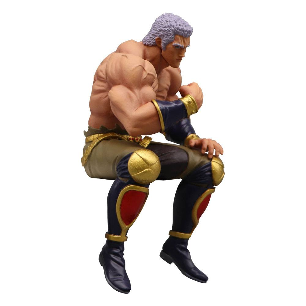 Fist of the North Star Noodle Stopper PVC Statue Raoh 13 cm