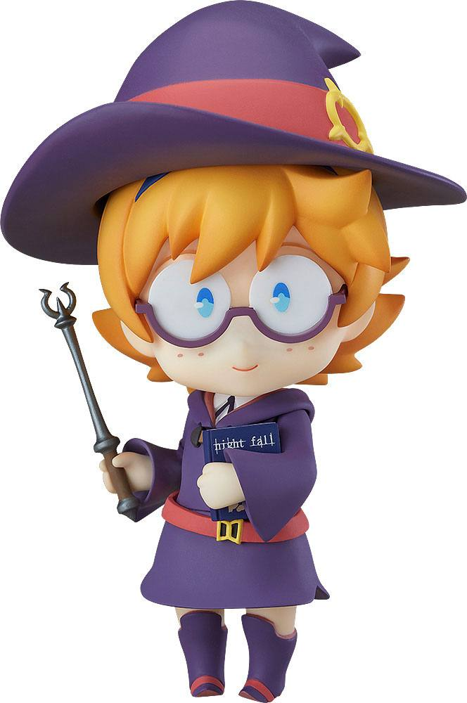 Little Witch Academia Nendoroid PVC Action Figure Lotte Yanson 10 cm