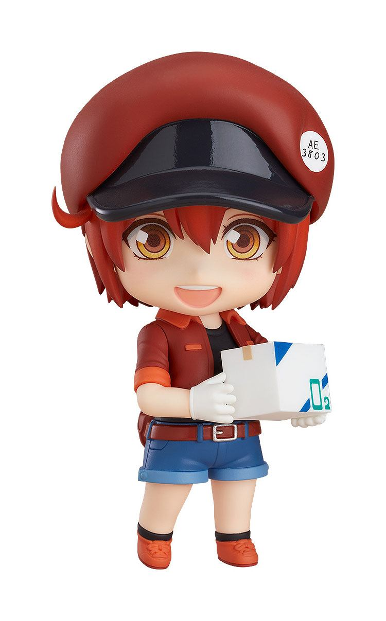 Cells at Work! Nendoroid Action Figure Red Blood Cell 10 cm