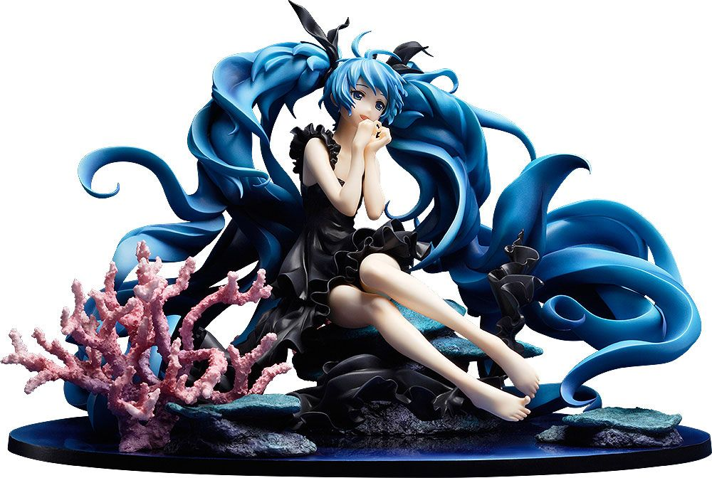 Character Vocal Series 01 Statue 1/8 Hatsune Miku Deep Sea Girl Ver. 16 cm
