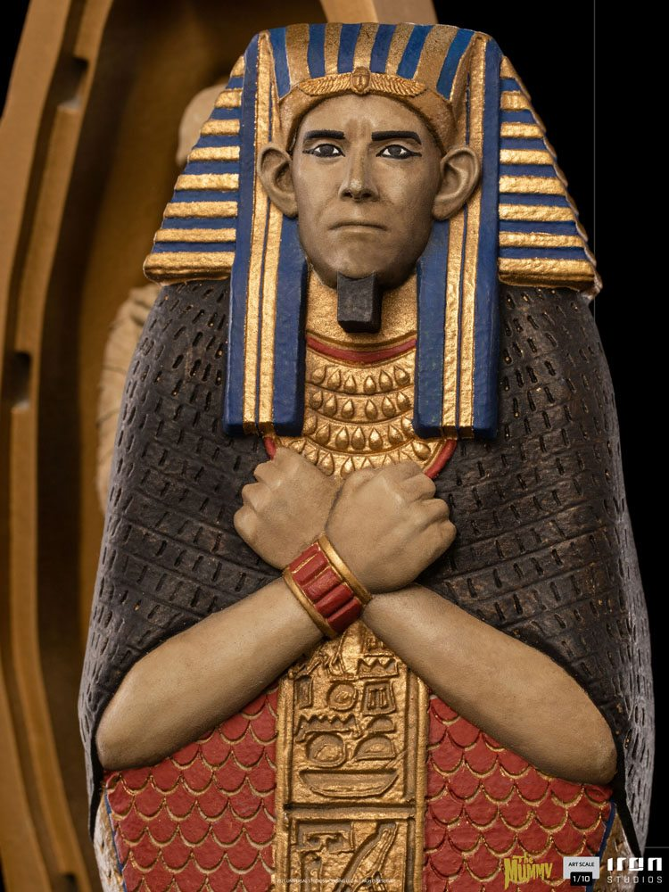Universal Monsters Art Scale Statue 1/10 The Mummy 25 cm