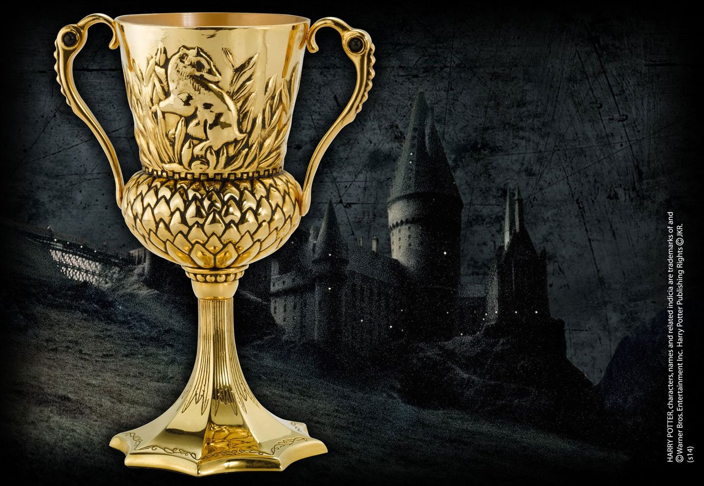 Harry Potter Replica The Hufflepuff Cup