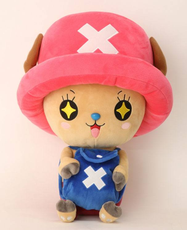 One Piece Plush Figure Chopper New Ver. 4 45 cm