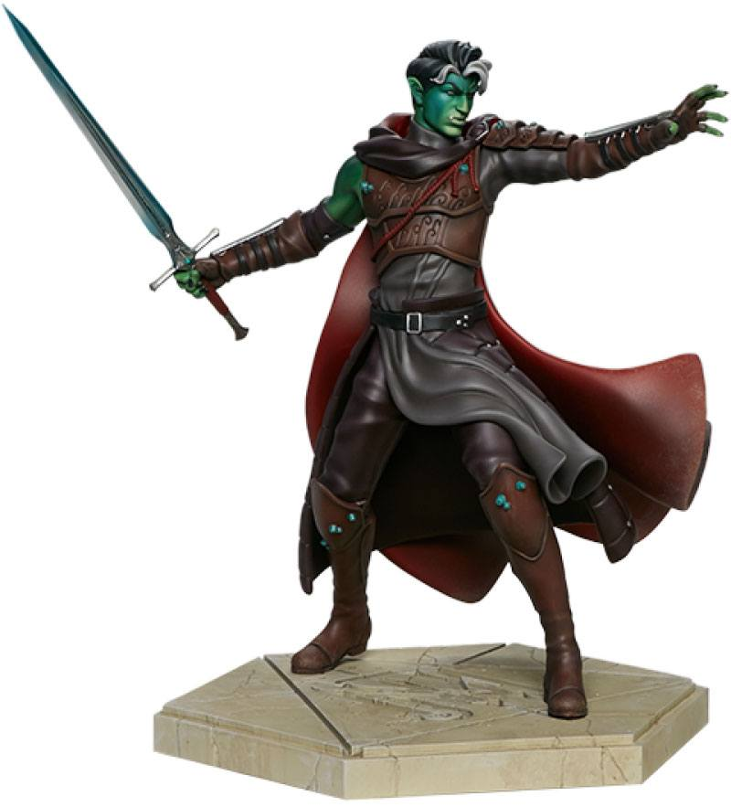 Critical Role PVC Statue The Mighty Nein Fjord 31 cm